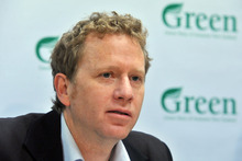 Green Party co-leader, Russel Norman outlined his party's plans for the ICT sector today, in Parliament. Photo / File