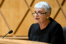Dame Sian Elias successfully acted for the Maori Council on several high-profile Treaty claims against the Crown in the 1980s through to the mid-1990s. Photo / NZPA
