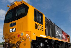 Last month train boardings dropped 17.2%. Photo / NZPA