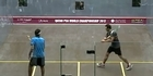 Watch: Play of the day: Amazing squash rally