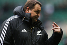 Steve Hansen's quips about Robbie Deans and his interview for the All Blacks job may well resurface before the Bledisloe Cup series. Pictures / Getty Images