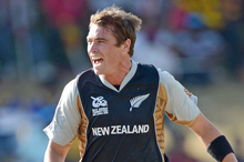 Just turned 24, Southee is New Zealand's leading fast-medium operator. Photo / Getty Images