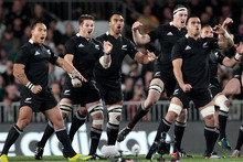 The All Blacks played 14 test this season