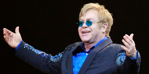 Elton John headed to a tiny pub to see teen band The Strypes. Photo/AP