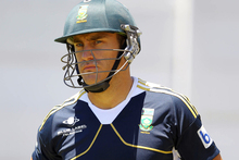 South Africa skipper Faf du Plessis. Photo / Getty Images