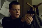 Matt Damon as Jason Bourne. Photo/supplied