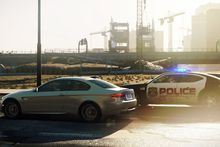 Police will pursue open-world drivers who travel too fast or dangerously. Photo / Supplied
