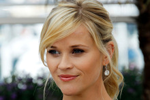 Reese Witherspoon at the Cannes film festival. Photo/AP