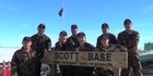 Watch: Kiwi troop's Xmas messages
