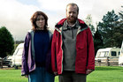 A scene from Ben Wheatley's film Sightseers. Photo/supplied