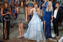 The Spice Girls at the London premiere of Viva Forever!. Photo/AP