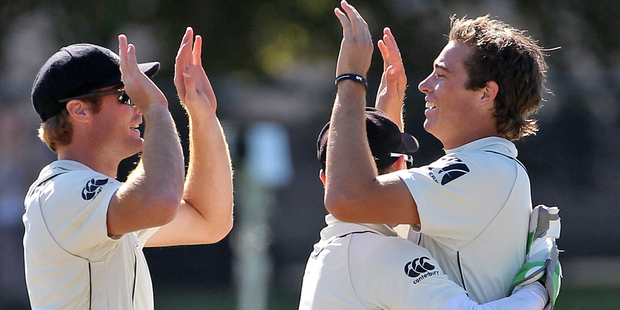 Tim Southee has been ruled out of the test series in South Africa. Photo / Getty Images