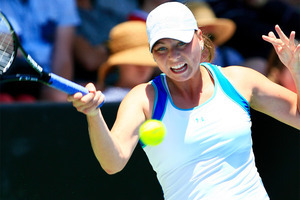 Vera Zvonareva. Photo / NZ Herald