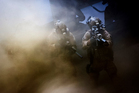 A scene from Zero Dark Thirty. Photo/AP