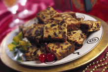 The City Mission has 2500 slices of Christmas cake. Photo / Thinkstock