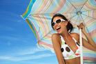You can't be too careful protecting yourself from the sun's harsh rays. Photo / Thinkstock