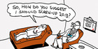 View: Cartoon: Ruining 2013