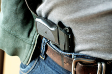 Utah is one of two US states that allows licensed teachers to carry concealed firearms on school premises. Photo / Thinkstock