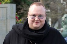 Microhits filed its lawsuit against Megaupload after the FBI-inspired raid which saw Mr Dotcom and three business partners arrested on criminal copyright charges. Photo / Mark Mitchell