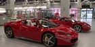 Ferrari joins green revolution