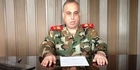 Watch: Syria's army police chief defects