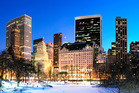 Romantic as it sounds, a snowy New York winter was not what some people were hoping for. Photo / Thinkstock