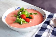 Tomato soup. Photo / Doug Sherring