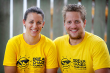 Keri and Ryan Topperwien set up the charity after their son Chace died in June.