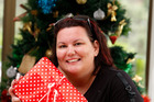 Pauline Stockhausen was brought to tears after receiving her Secret Santa gift. Photo / Herald on Sunday