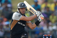 Ross Taylor tweeted his support after the T20 win. Photo / Getty Images
