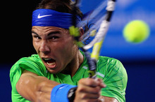 Rafael Nadal would be the biggest drawcard in the Open's history. Photo / Getty Images