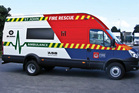 The Fire Service and the St John Ambulance are joining forces with the creation of a fire appliance that will work as a medical response vehicle.