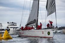 Wild Oats XI. Photo / Rolex Yachting