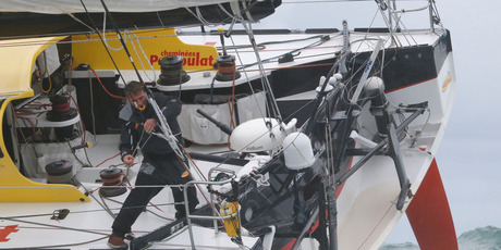 Sports Motorsports Auto Racing Rallying South America on Yacht In Round The World Race Halts For Repairs   Yachting   Nz Herald