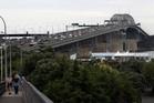 The Auckland Harbour Bridge. Photo / Janna Dixon