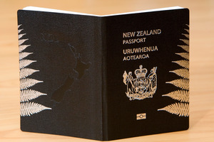 A growing number of Kiwis are misspelling their own names on travel documents. Photo / Mark Mitchell