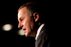 John Key seemed to develop a political Alzheimer's when questions about tricky issues were put to him. Photo / NZ Herald