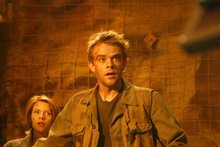 Nick Stahl in the futuristic thriller 'Terminator 3: Rise of the Machines'. Photo / Supplied