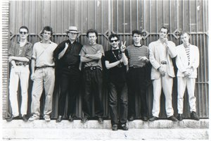 The Pogues. File photo / supplied