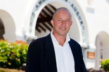 Teacher Rodney Gordon of Auckland Grammar School. Photo / Chris Loufte