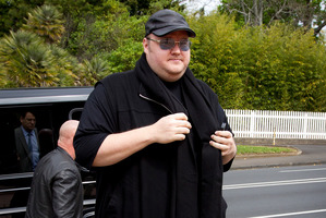 Why do we relate well to characters such as Kim Dotcom? Photo / Sarah Ivey