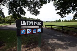 Linton Park, Rotorua. Photo / Andrew Warner