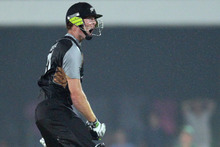 Martin Guptill says his maiden T20 century, which secured the second match, stands as a