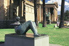 Sydney's Art Gallery of NSW is splendid. It is showing some of Francis Bacon's starting paintings until February 24. Photo / Supplied
