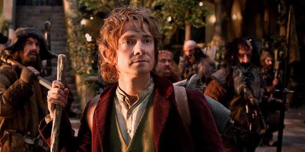 Martin Freeman as Bilbo Baggins in The Hobbit. Photo/supplied
