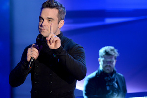 Robbie Williams. Photo / Getty Images