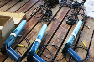 The Wanda-Search wands and aerials. Photo / NZ Police