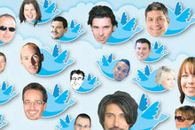 Some of NZ's best-known tweeters have recommended fellow 'tweeps' they enjoy following. Photo / Herald graphic