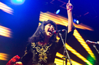 Kimbra performs at Rhythm and Vines in Gisborne. Photo / Supplied