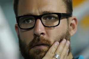 Daniel Vettori is reluctant to make the three-test England series his comeback target. Photo / Getty Images